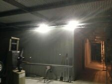 Solar Lights for Shed/Garage x 2 kits all cables  - free postage Aust stock !