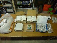 electrical back box covers telephone sockets sockets RJ45 ethernet cat 5 job lot