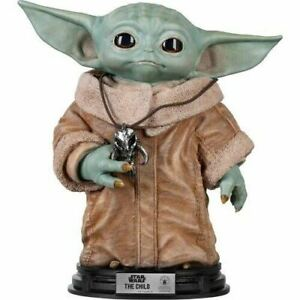 Rubies Star Wars Baby Yoda The Child Statue Life Size Premium 1:1 Scale