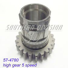 NEW Triumph 5 speed gearbox Sleeve Gear 57-4780 Getriebezahnrad 5 gang T140 TR7V