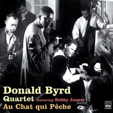 Donald Byrd Quartet AU CHAT QUI PÊCHE
