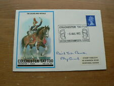 British Military Uniforms, 1972 Cover,Blues + Royals, Colchester Tattoo