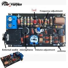 DIY Kits 76-108MHz FM Wireless Microphone Module Kit FM Radio Transmitter 1.5-9V