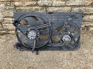 Audi TT Mk1 99-06 8N 1.8T Genuine Engine Radiator Cooling Fans 1J0121207M