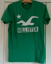 Hollister Patternless Regular Size T-Shirts for Men