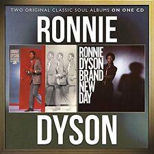 Ronnie Dyson: Phase 2/Brand New Day. CD Soul R&B  FREE DOMESTIN SHIPPING