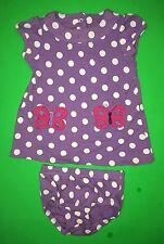 GUC! Carters Baby Girls 2 pc Set Dress Shirt Shorts Outfit 6 Months Butterflies