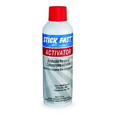 Stick Fast Aerosol Activator 7.5oz