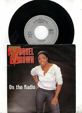 Miquel Brown - On the Radio