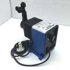 PULSAtron LB02SA-PTC1-XXX Electronic Metering Pump 150 PSI 6 GPD W/ Bleed Valve