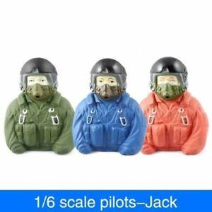 PILOT 1:6 SCALE 'JACK' FOR RC pLANES