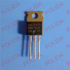 5PCS MOSFET Transistor IR TO-220 IRL2910 IRL2910PBF L2910
