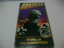 Godzilla: King of the Monsters VHS Tape Original Movie 1956