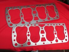 1932-37 Ford 21 stud flathead GraphTite head gaskets PAIR 40-6051-GT