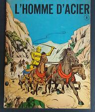 Archie l'Homme d'Acier 5 EO L'Attaque du courrier + La Chasse aux fauves Cowan