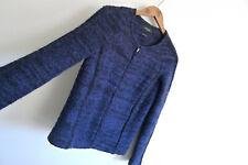 Isabel Marant Imperia Boiled Wool Bouclé Jacket Blazer Net-A-Porter 38 S $885