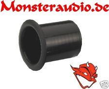 Monacor MBR-45 Bassreflexrohr 4,5cm Durchmesser Länge 6,2cm Subwoofer Gehäuse 45