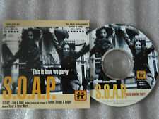 CD-SOAP-THIS IS HOW WE PARTY-SHANIA TWAIN_FEAT.REMEE ZHIVAGO(CD SINGLE)98-2TRACK