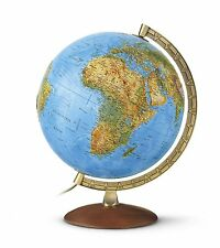 Nova Rico 30cm Primus Illuminated Relief Globe