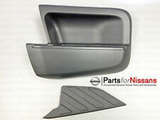 GENUINE NISSAN 2005-2015 XTERRA REAR LEFT LH DRIVER BUMPER STEP WITH PAD