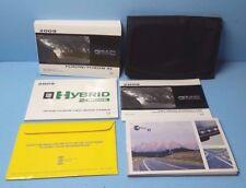 09 2009 GMC Yukon Hybrid/Yukon XL Hybrid owners manual
