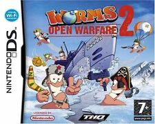 Worms: Open Warfare 2 (Nintendo DS, 2007)