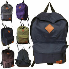 Backpack Retro Bags for Men with Adjustable Straps