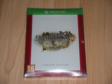 Final Fantasy Type-0 HD - FR4ME Limited Edition For Xbox One Brand New & Sealed