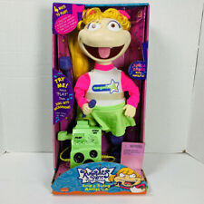 Mattel NICKELODEON RUGRATS IN PARIS SING & SWING ANGELICA Interactive Doll NEW