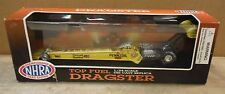 Racing Champions Eddie & Ercie Hill 1996 Dragster 09700 Pennzoil *FREE SHIP ty5