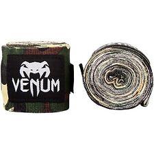 Venum Kontact Boxing Handwraps Forest Camo 2.5m Hand wraps 2.5 metres