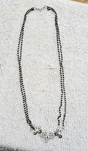 Unique Mangalsutra / Pendant 925 Sterling Silver Collectable / Decorative