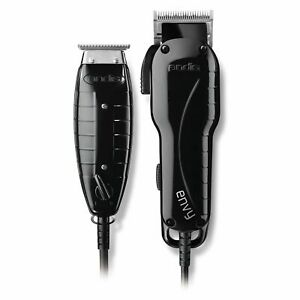 Andis 66280 Stylist Combo Adjustable Blade Hair Clipper Trimmer Professional Set