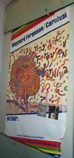 MAYNARD FERGUSON Vintage Carnival On Tour 70s PROMO POster