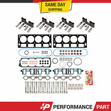 GM 6.0 AFM Lifter Replacement Kit Head Gasket Head Bolts Set Lifters and Guides