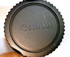 Canon EOS SLR Camera Body Cap Coperchio T6i T7i 80D 70D 90D telecamere EOM Giappone