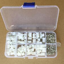 250pcs//set Stecker Anschlüsse Pin Stecker Gerade Kunststoff XH2.54 Langlebig