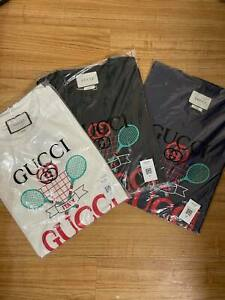 GUCCI ROUND NECK T SHIRT