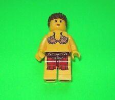 LEGO STAR WARS FIGUR ### PRINZESSIN LEIA - SKLAVIN AUS SET 4480 ### =TOP!!!