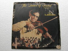 The Dance of sound Thillam's Tamil  LP Record Bollywood India-1291