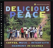Delicious Peace: Coffee Music & Interfaith Harmony (2013, CD NEUF)