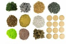 WWG Miniature Bases and Basing Materials – 28mm Wargaming Terrain Modelling