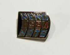 Reno Nats 1984 Pin