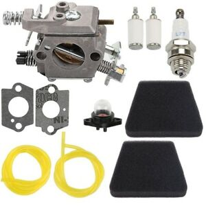 Carburettor Carb For Poulan Chainsaw Mcculloch Mac Cat 335 435 440 Partner 350