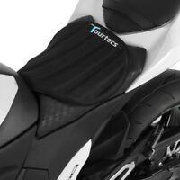 Motorrad Sitzbank Gel-Kissen Tourtecs Neopren M Sitzkissen Komfort Sitz Gelpad