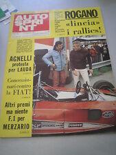 AUTOSPRINT novembre 1976 n. 46 - BUONO!