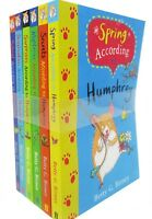 According to Humphrey 6 Book Set Collection Betty G Birney
