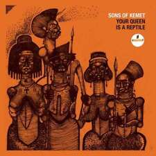Sons Of Kemet - Your Queen Is a Reptile Nuovo LP
