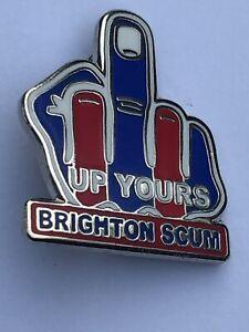 Crystal Palace Pin Badge
