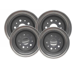 🔥Centric Front and Rear Brake Drums KIT For AMC American Gremlin Rebel🔥